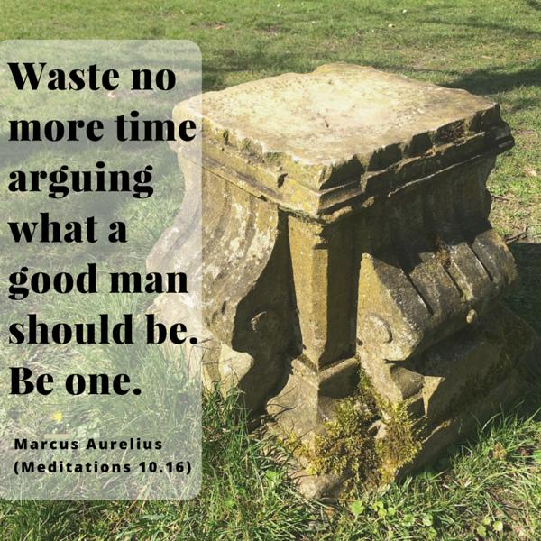 http://vansijl.com Quote Marcus Aurelius